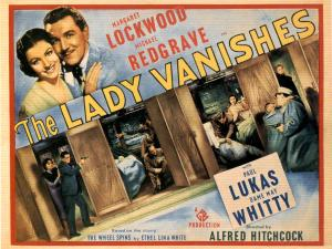 the lady vanishes poster desktop 1024x768 hd wallpaper 22978